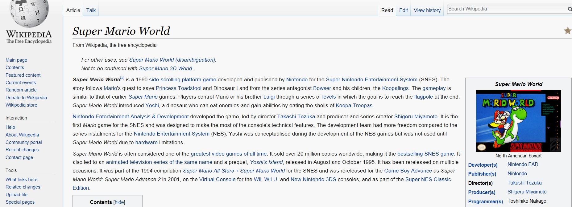 Wikipedia reitingavimo pavyzdys
