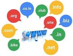 domeno parinkimas svetainei