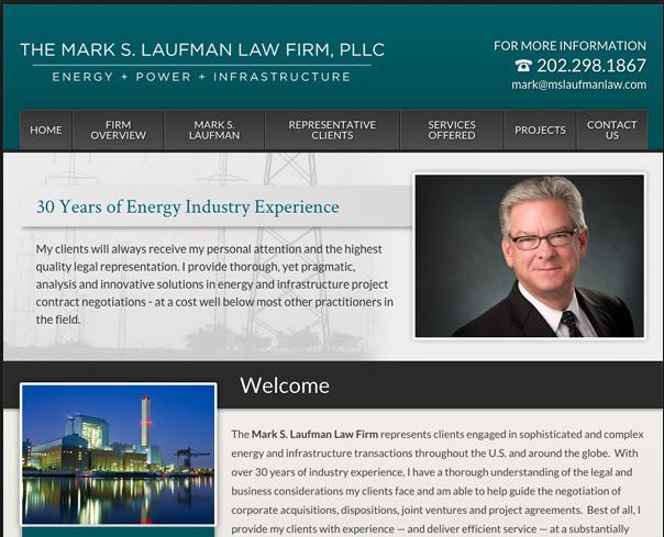 Representative website